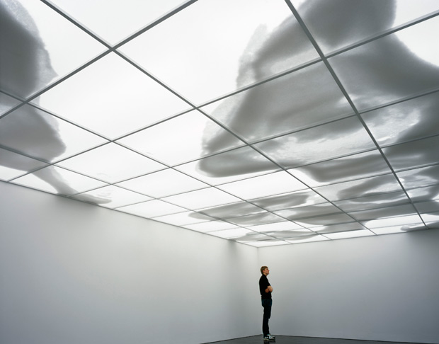 cool art installation, continent cloud, MOCA Sydney, Rivane Neuenschwander, contemporary art