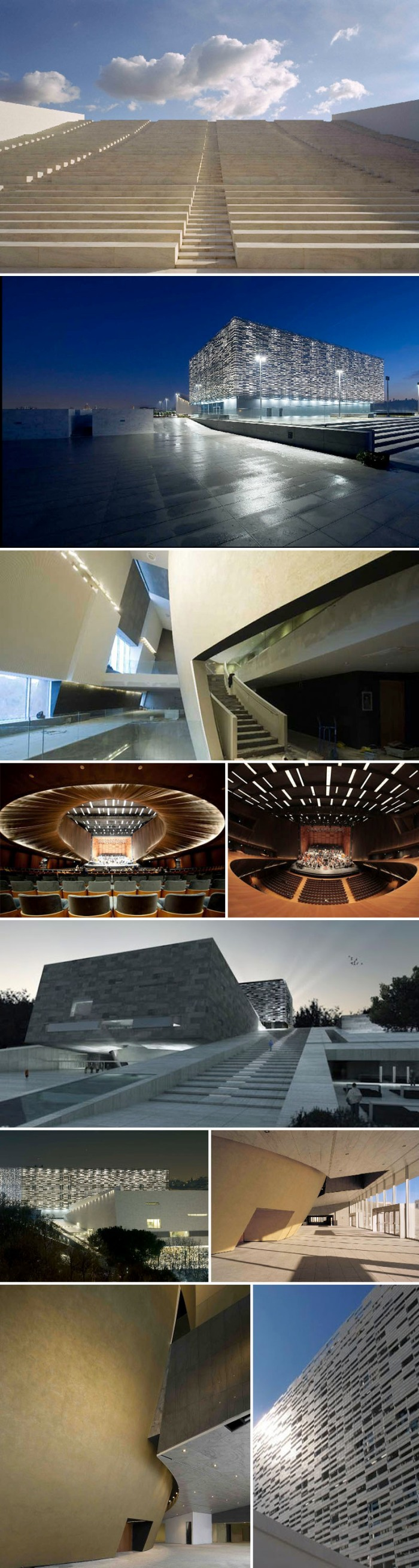 New Florence Opera House, ABDR architects, contemporary architecture in Italy, Travel