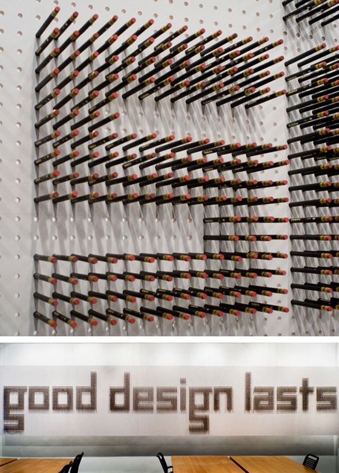 Good design lasts collabcubed for Good design office