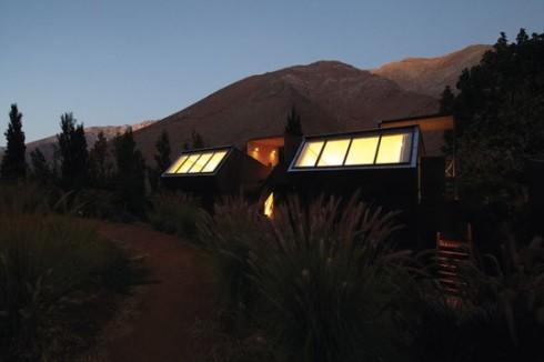 Cabañas Elqui, Elqui Domos, Rodrigo Duque Motta, Observatory-style hotel cabins in Chile, collabcubed