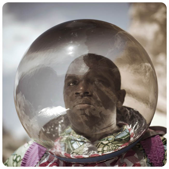 spanish contemporary photography of Zambian space program, Africa, Edward Makuka, Surreal photographs, African history