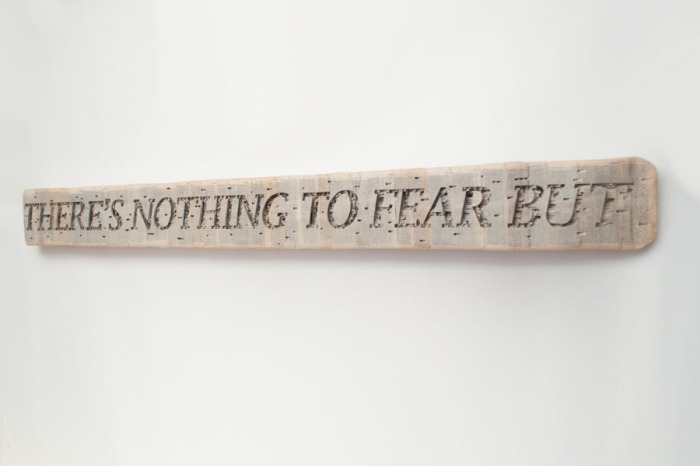 Book Sculptures, Cut books, Phrases cut out of books, typography, Brian Dettmer, Book art