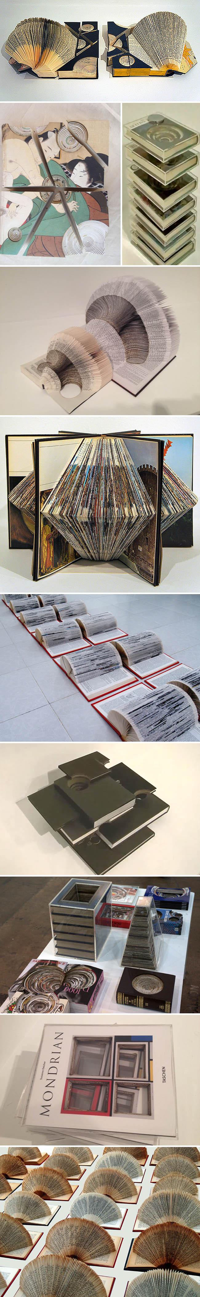 Book art, Book sculptures, Héctor Falcón Guillermo-Alvarez Charvel esto-(no)-es-un-libro-de-artista