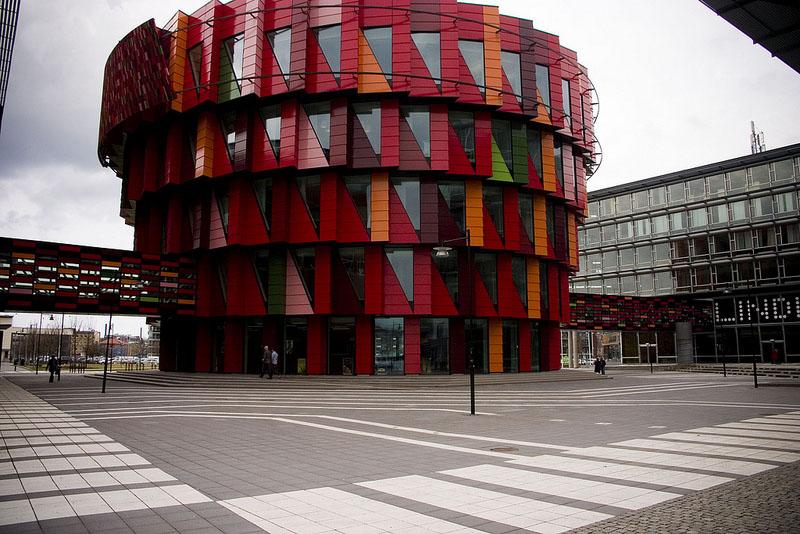 Kuggen (The Cog): Wingårdh Arkitektkontor | CollabCubed