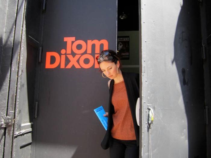 NY Design Week 2012, Noho District, Tom Dixon-Fab Pop Up London Underground