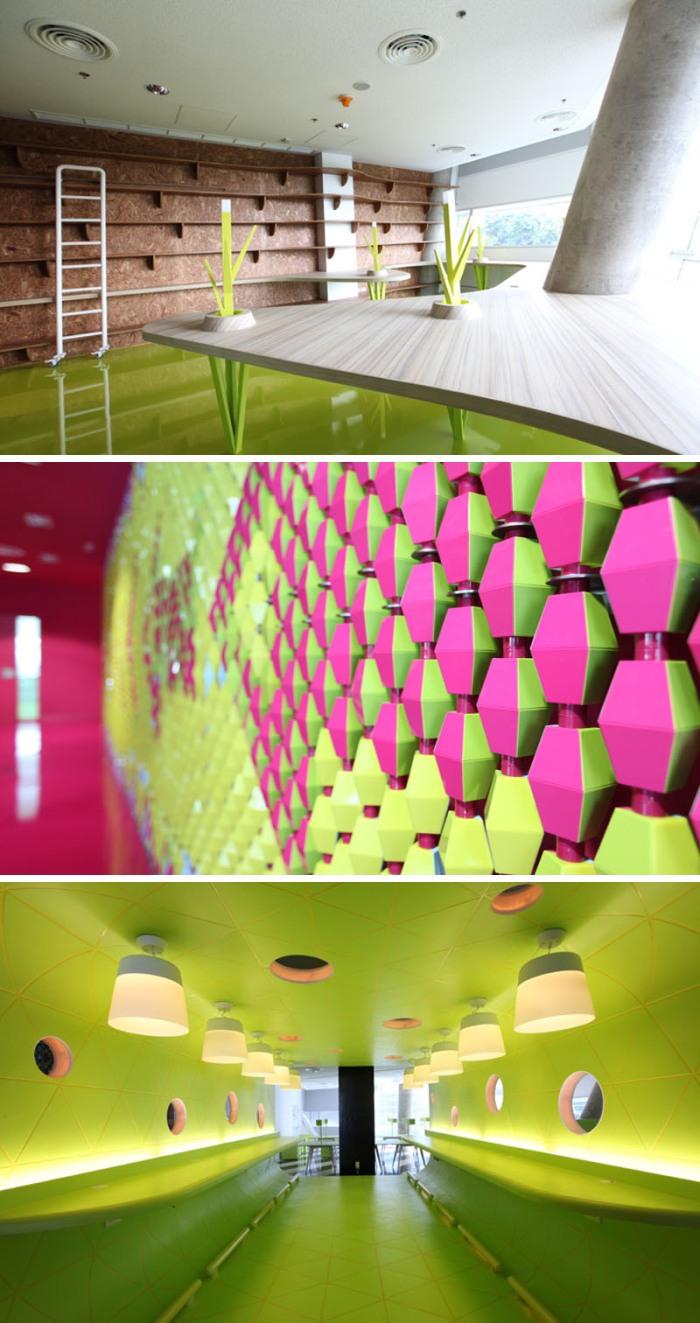 Supermachine Studio, Thai contemporary architecture and interior design, Bangkok University, BUCC