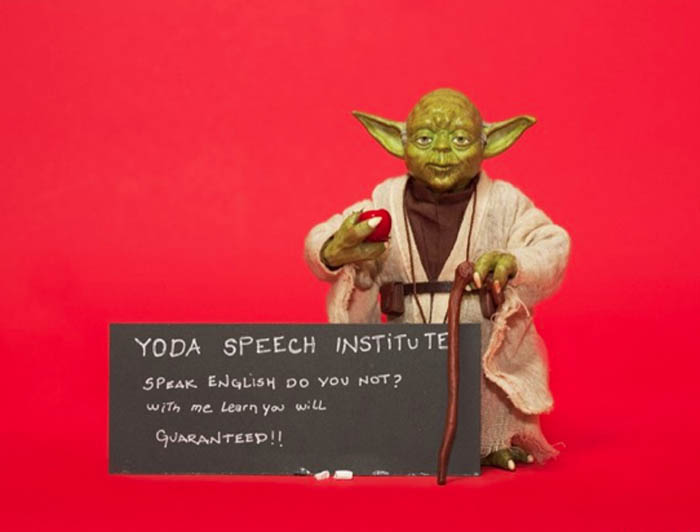 Photos of Star Wars figurines during Recession times, Marcos Minuchin, Argentinean Photographer, humorous photography