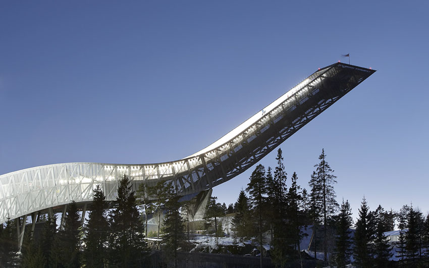 holmenkollen ski jump jds architects collabcubed