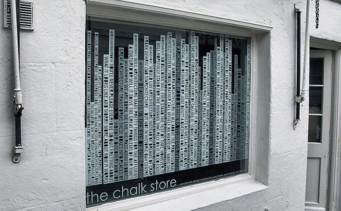 Chalk Architects, Richard Wolfstrome, Love Architecture Festival 2012, Nik the Brush