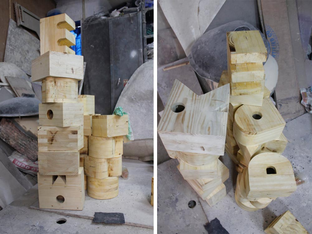 bird house construction kits