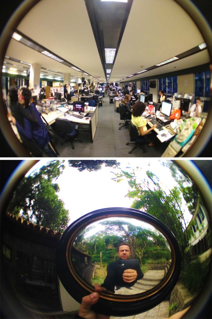 iPhone Photos with Schneider iPro Lens by Vik Muniz