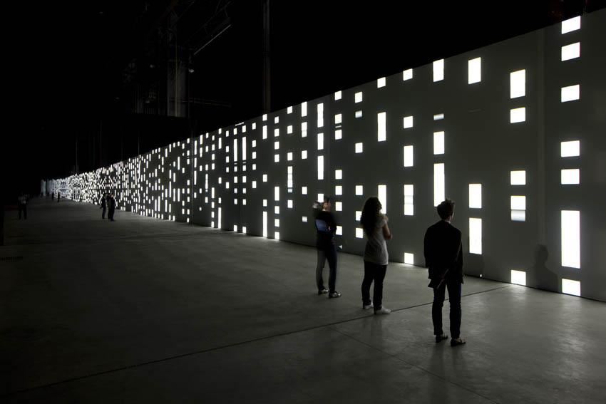 Carsten Nicolai, »unidisplay«, 2012