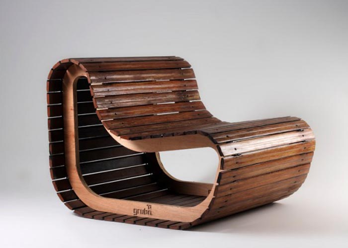 gruba: sustainable furniture design | collabcubed