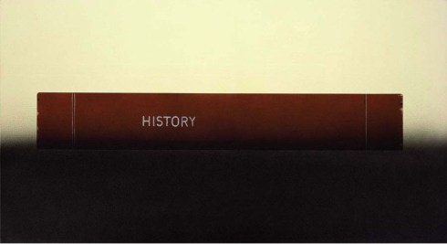 Ed Ruscha, Paintings of Books, Book Paintings, Gagosian Gallery, Words as Art, Books as Art
