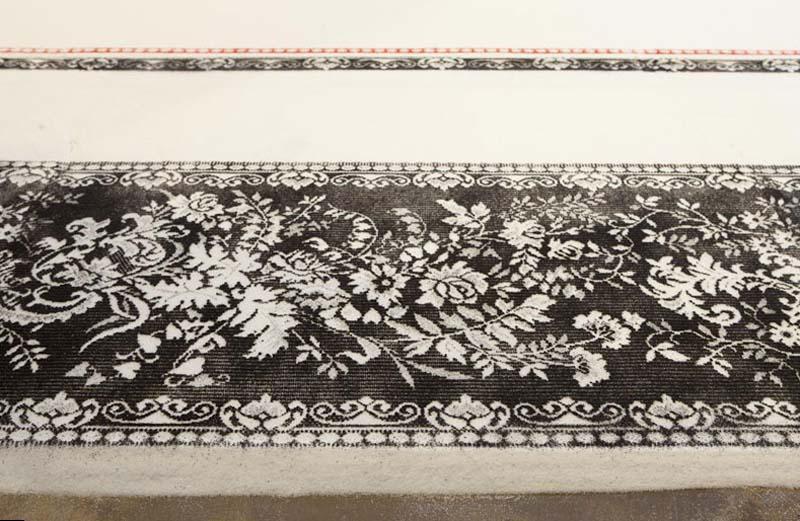 Aude Moreau Sugar Carpet Collabcubed
