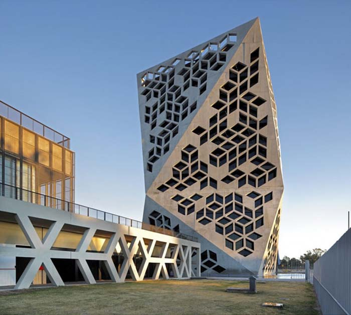 Bicentennial Civic Center, Cordoba, Argentina, GGMPU, contemporary architecture in South America