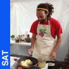 Chefs of Community Supported Agriculture (CSA) compete in citywide competition from 2 to 4pm FREE