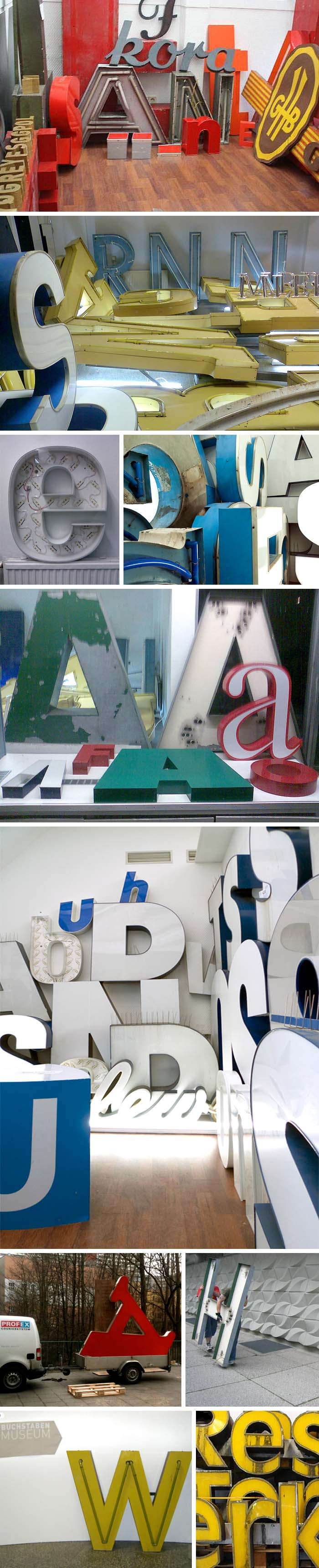 buchstaben museum museum of letters