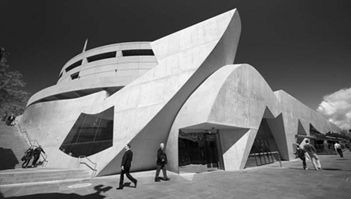 Contemporary Australian Architecture, Hamer Hall, ARM architects, Melbourne, concert hall