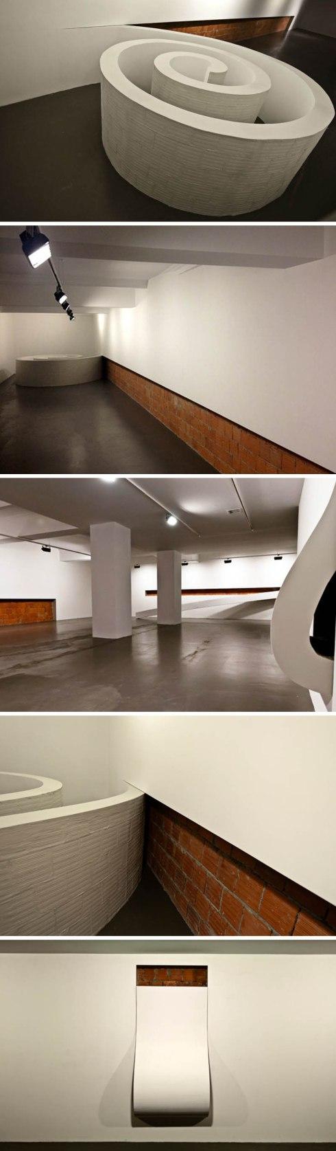 Contemporary Turkish Art, Mehmet Ali Uysal, Peel