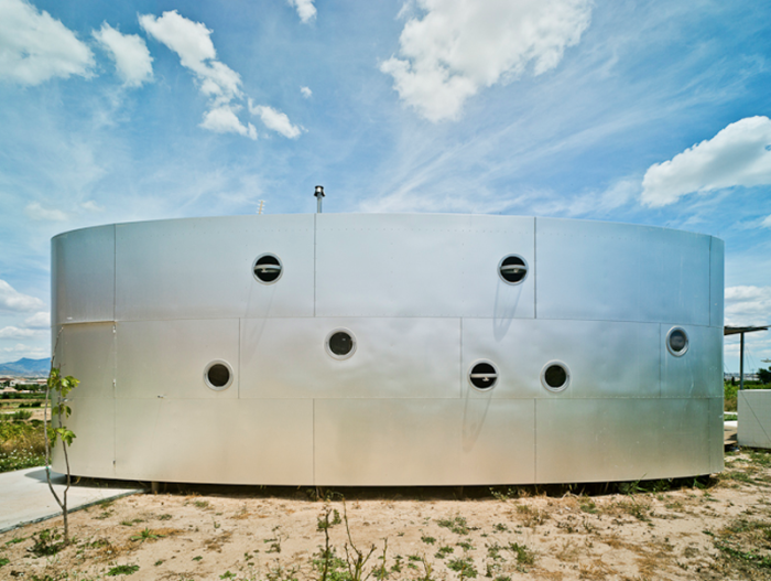 Machine Home by adhoc msl, murcia, spain, david frutos photographer,