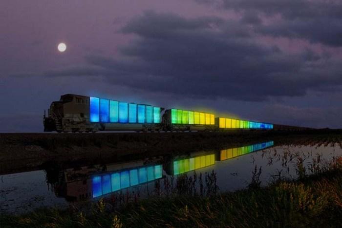 Station to Station, Doug Aitken's Nomadic Art Happening; Carsten Holler, Urs Fischer, Kenneth Anger, Ernesto Neto, Ariel Pink, No-Age