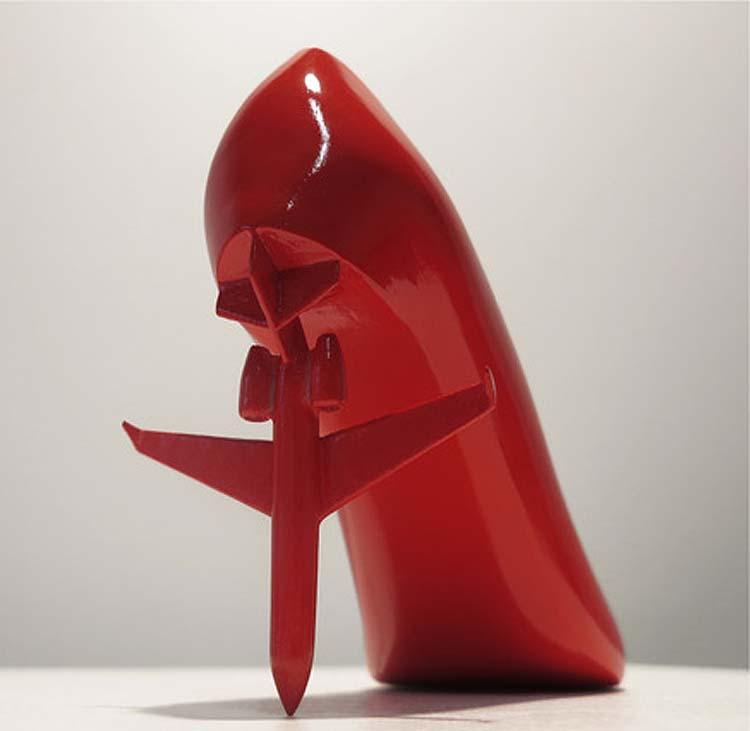 c1a91d625d8a ... 12 Shoes for 12 Lovers by Sebastian Errazuriz