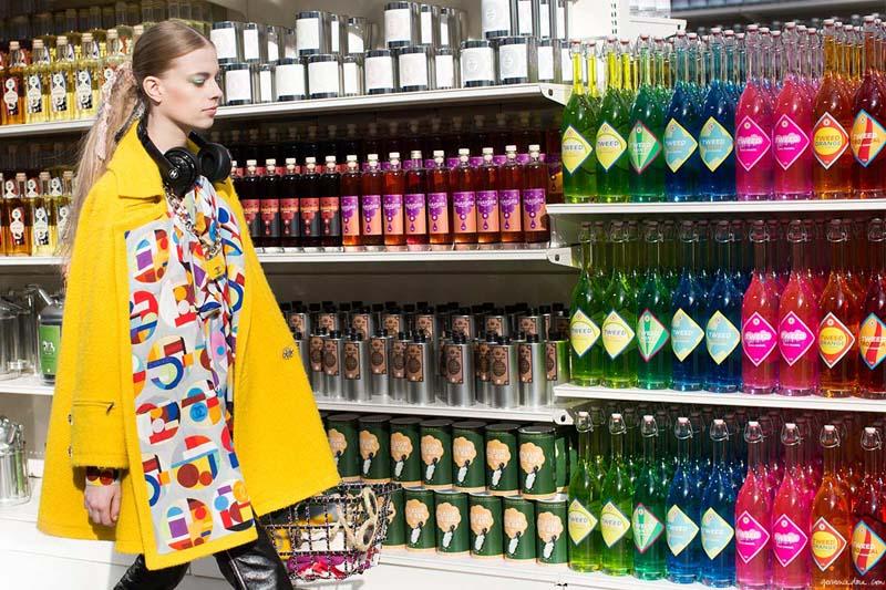 Chanel Shopping Center Paris Fashion Week Collabcubed