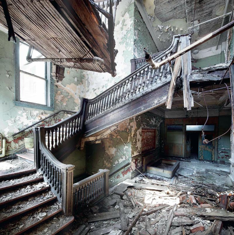 Henk van rensbergen abandoned places collabcubed for Photographs for sale online