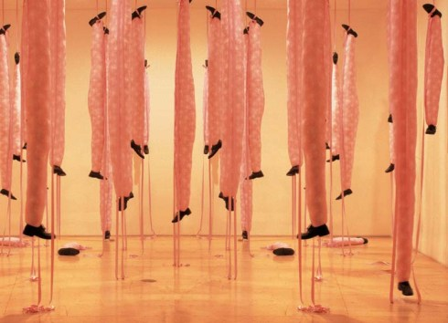 Rona Pondick, Hybrids, sculpture, bizarre art, humorous art